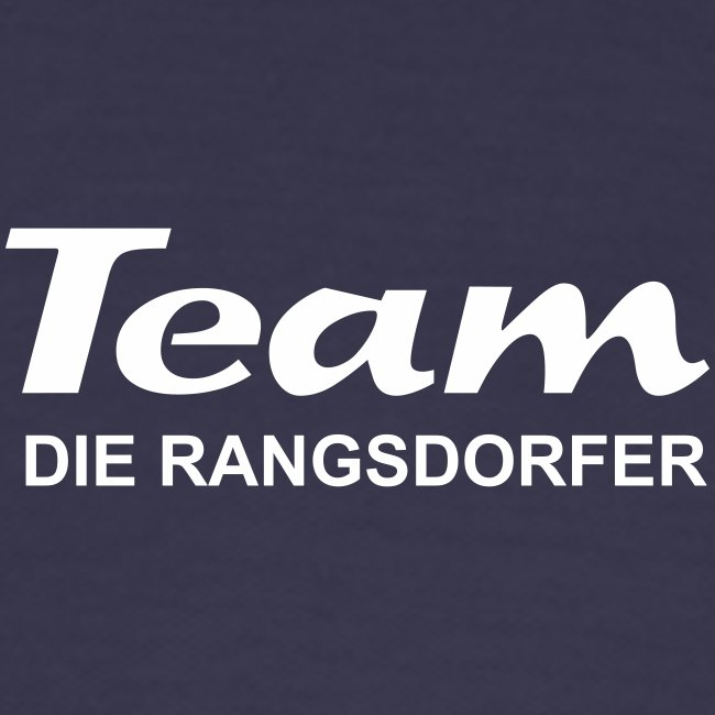 DIE RANGSDORFER - TEAM