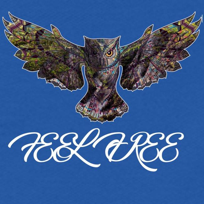 Feel Free Owl