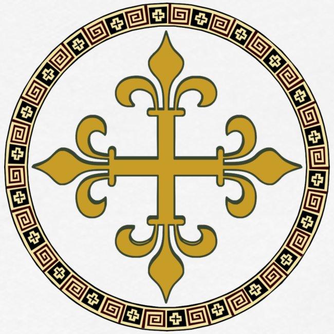 croce celtica oro