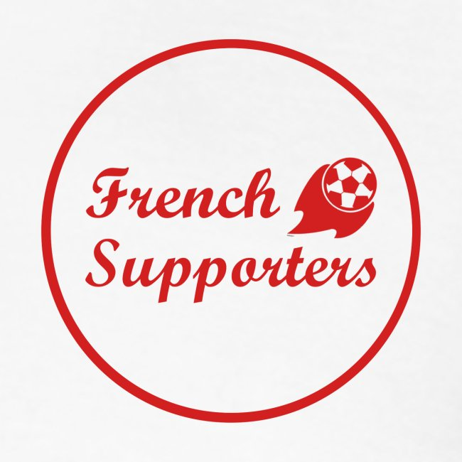 French supporters tribe