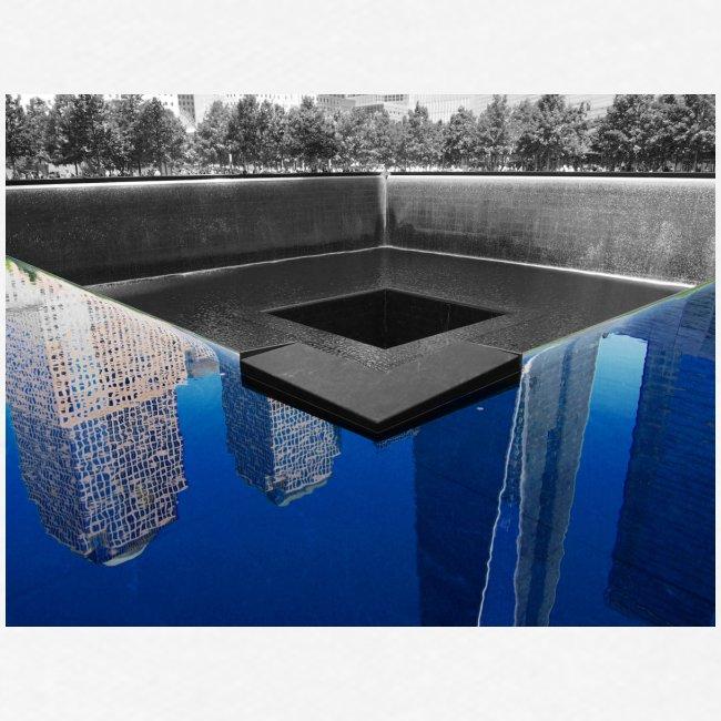 Fontana americana blu