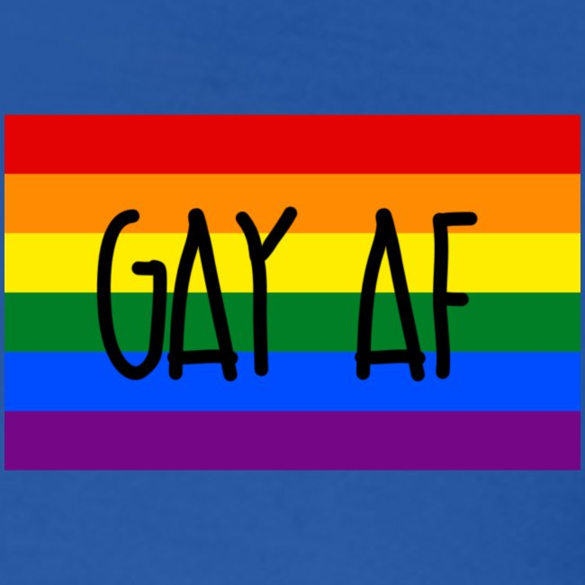 gay af