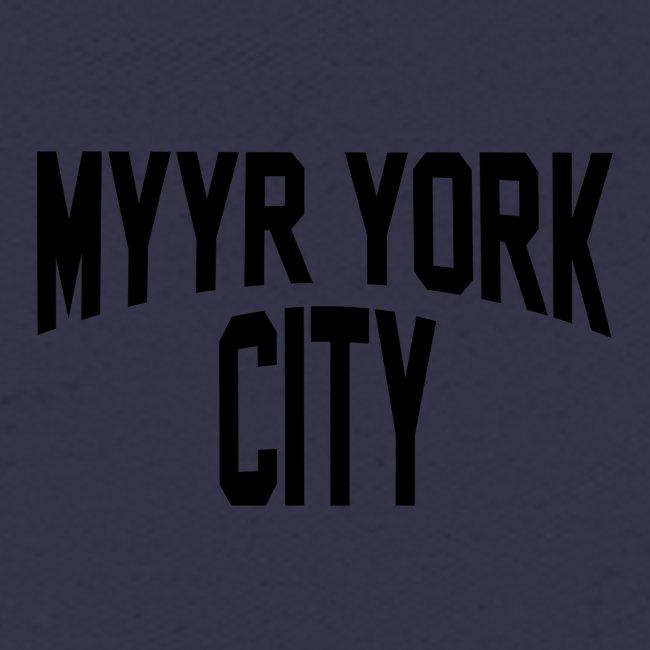 MYYR YORK CITY