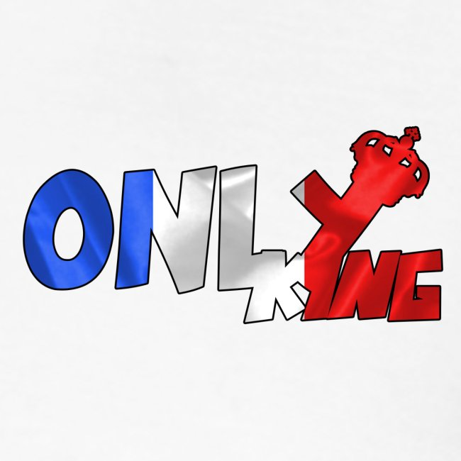Logo ONLY KING edition francaise