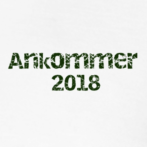 ankommer 2018 - Women's Polo Shirt