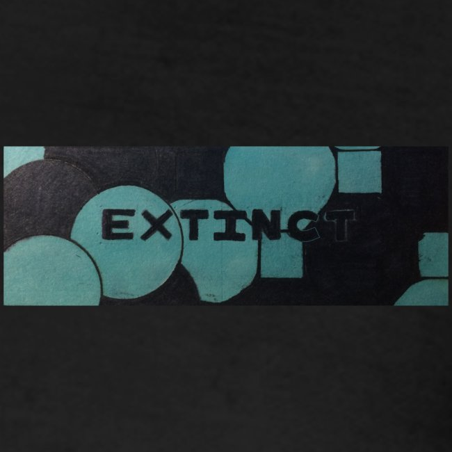 Extinct box logo