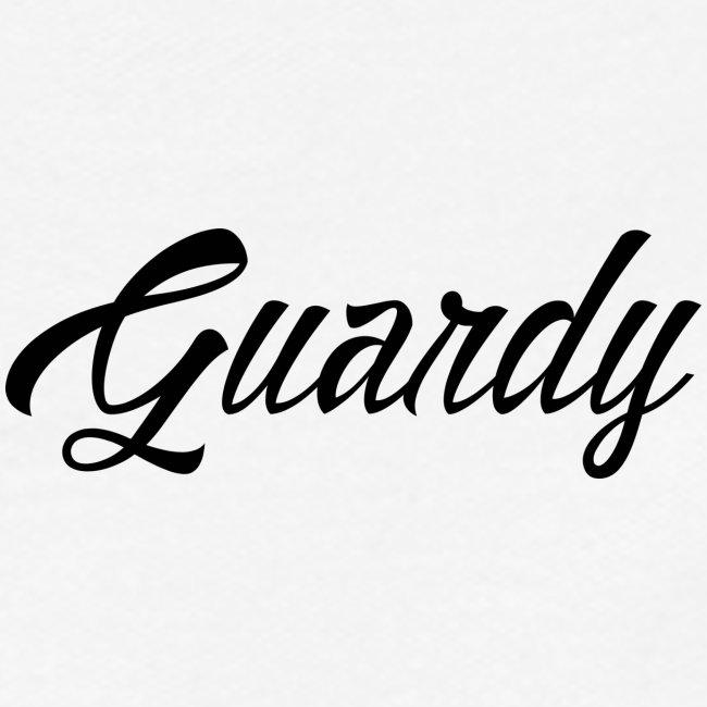 Cursive Guardy