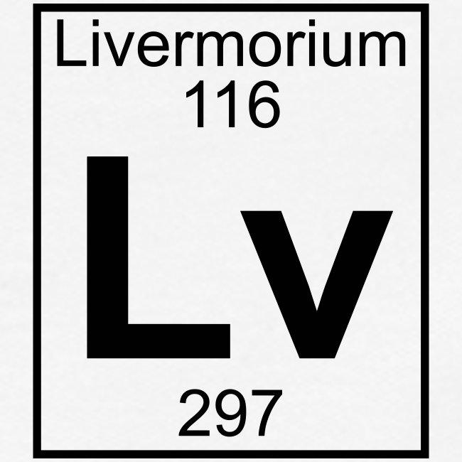 Livermorium (Lv) (element 116)