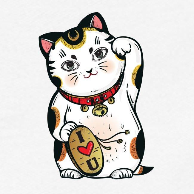 Love Lucky Cat