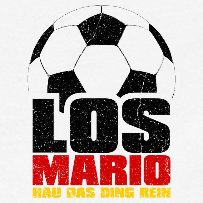 Football - Go Mario, hau moving the thing in (3c