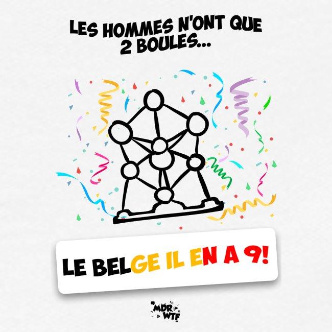T-Shirt #AtomiumPower