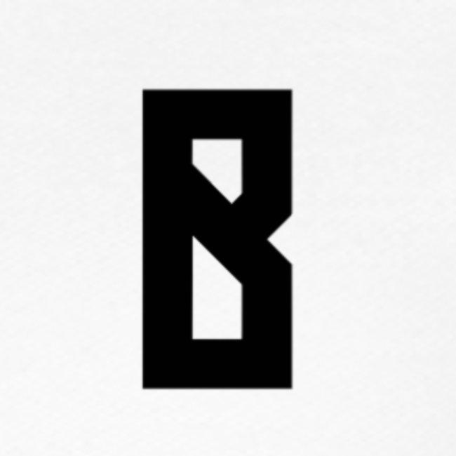 Black B Logo