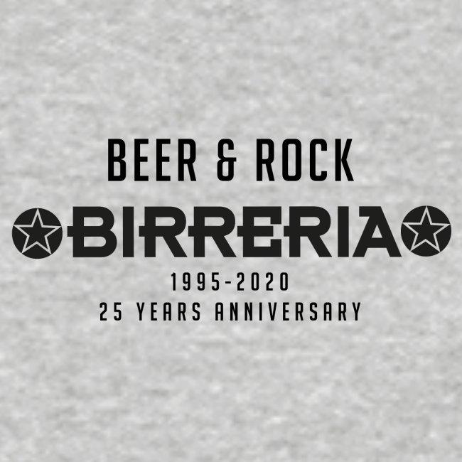 Birreria Logo Classic Anniversary