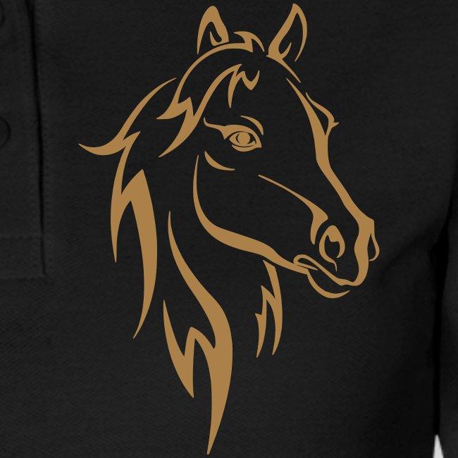 Vorschau: Horse - Frauen Polo Shirt