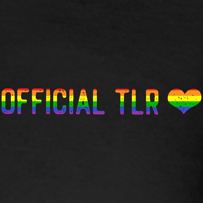 Official TLR Love Merch - Pride Edition