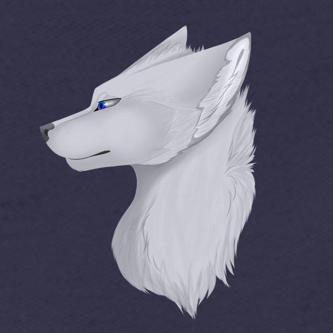 Wolf Bib