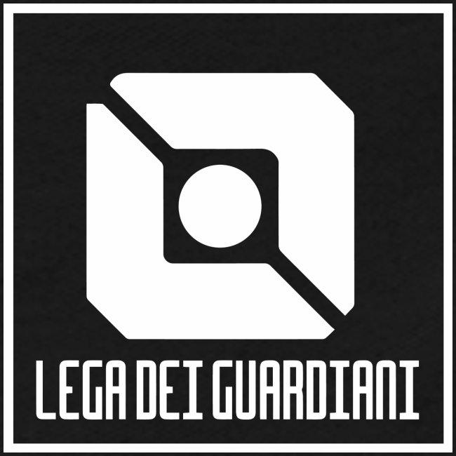 Lega Dei Guardiani - Logo Bianco