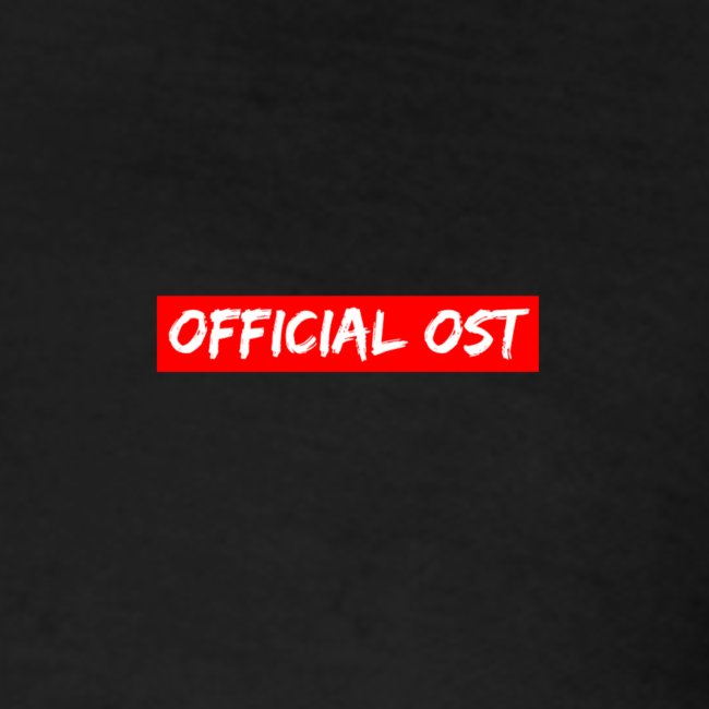 OFFICIAL OST BOX LOGO FIRST RELEASE