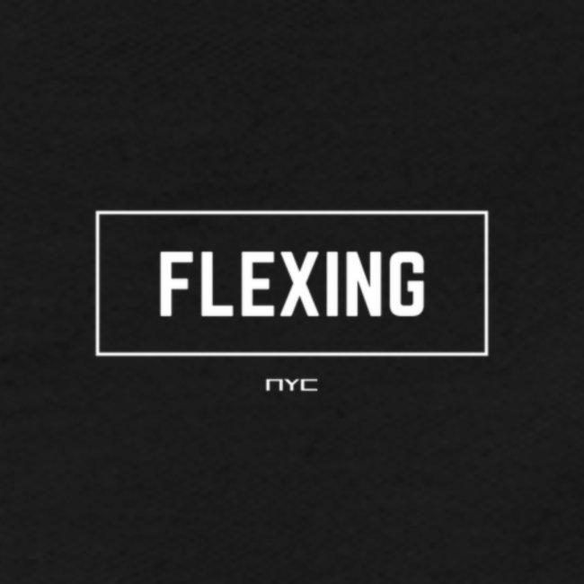 Flexing Box (WHITE)