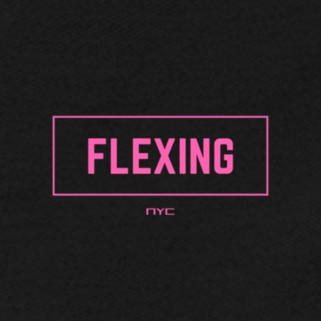 Flexing Box (STRONG ROSE)