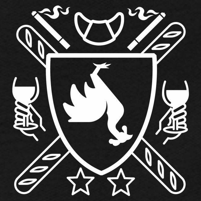 logo nu blanc