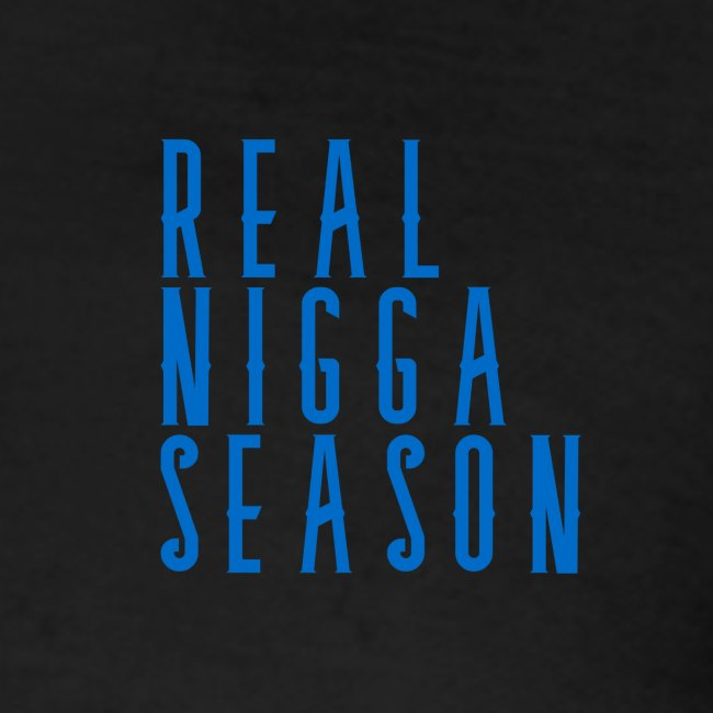 real nigga season blauw