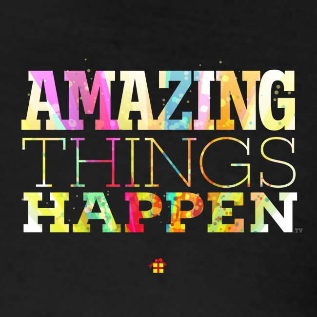 Amazing Things Happen - Simplified