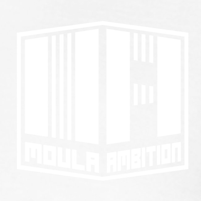 Logo Moula Ambition BLANC
