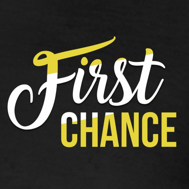 Logo Album First Chance