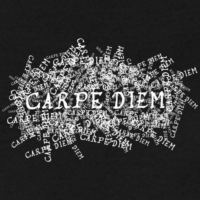 carpe diem (biały)
