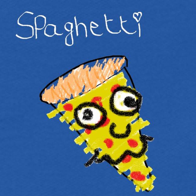 spaghetti (witte tekst)