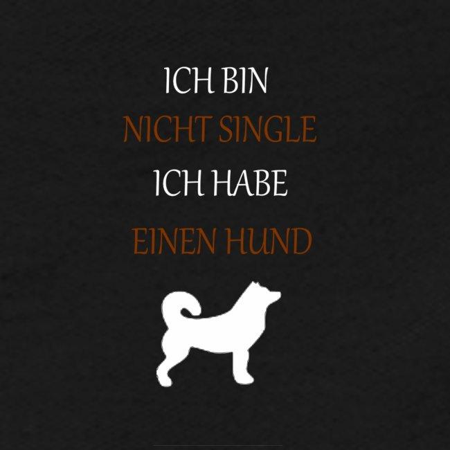 single frau mit hund)