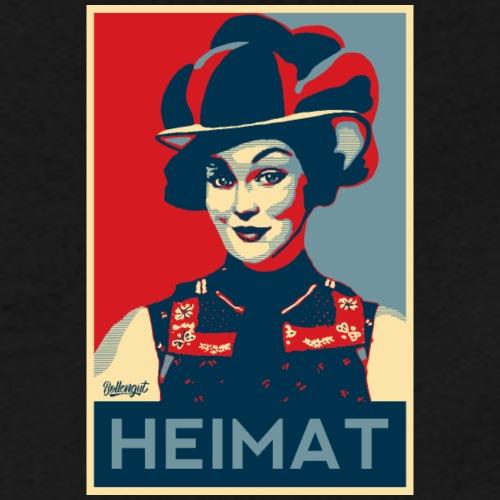 HEIMAT Schwarzwaldmädel Anna - Frauen Polo Shirt