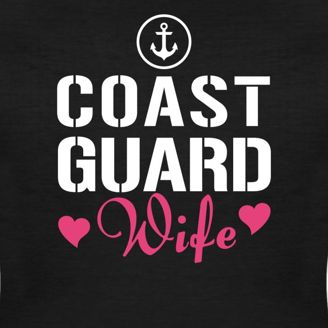 Coast Guard Wife
