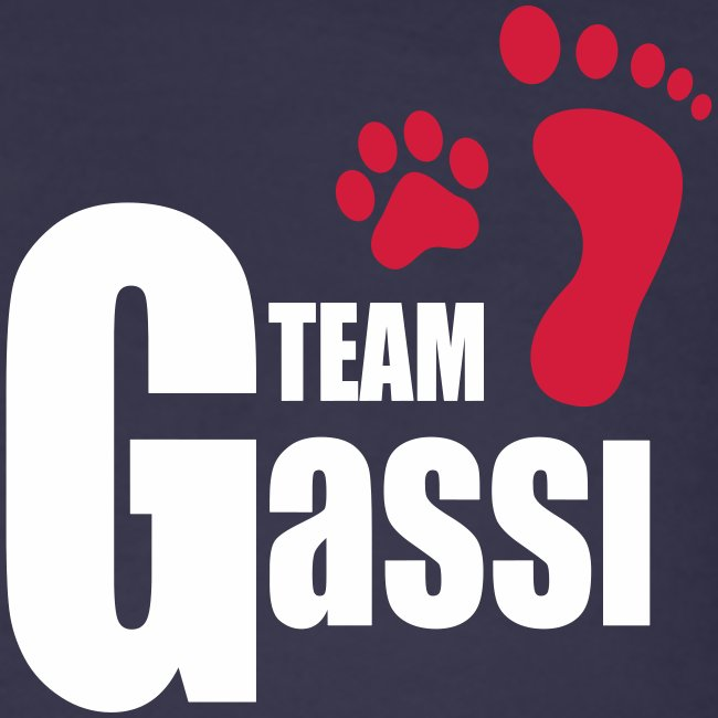 Team Gassi - Frauen Polo Shirt
