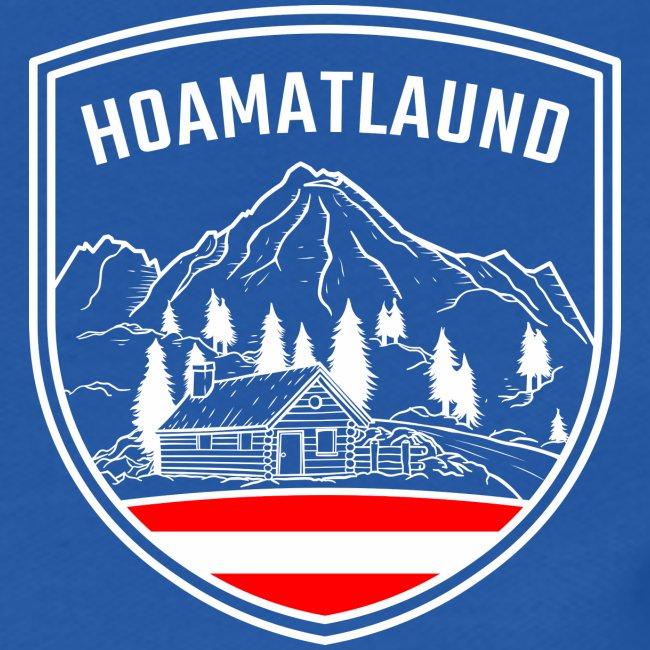 Hoamatlaund logo