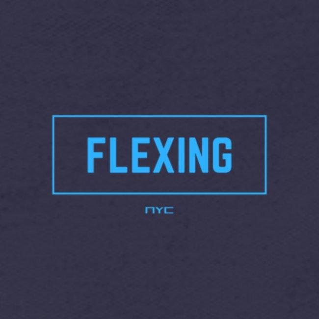 Flexing Box (LIGHT BLUE)