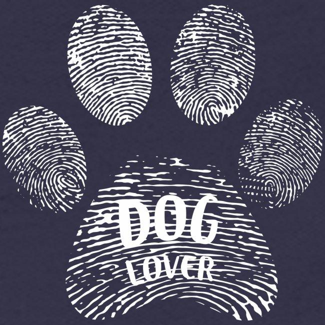 dog lover paw