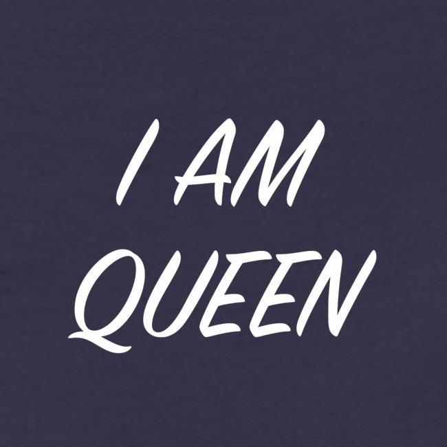 Queen blanc