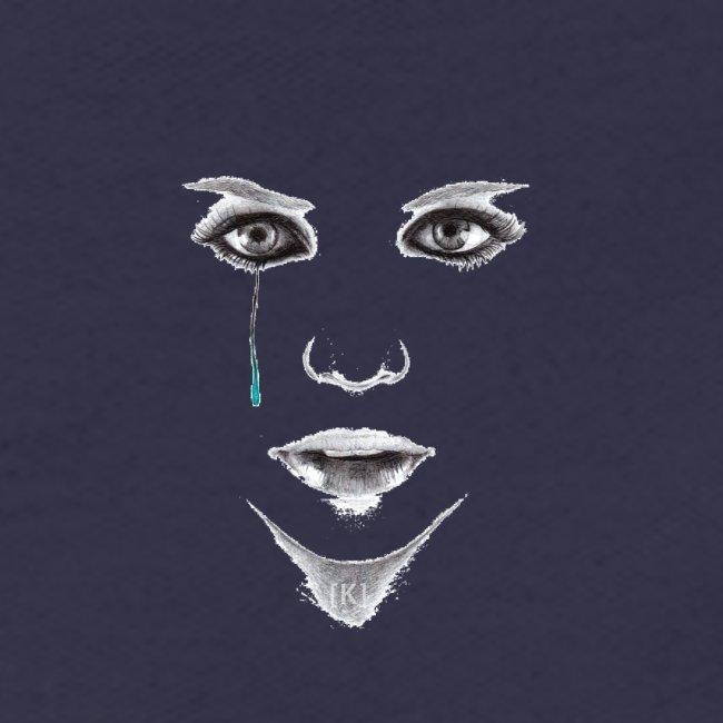 Blue tear