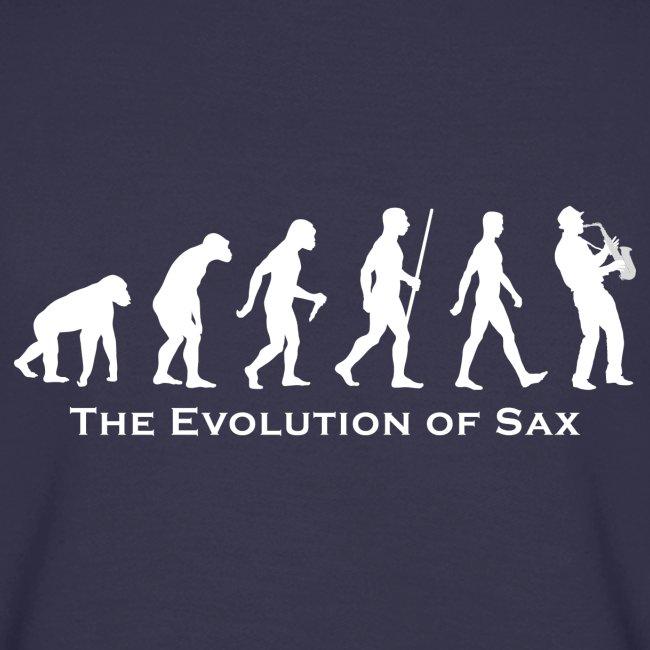The Evolution Of Sax