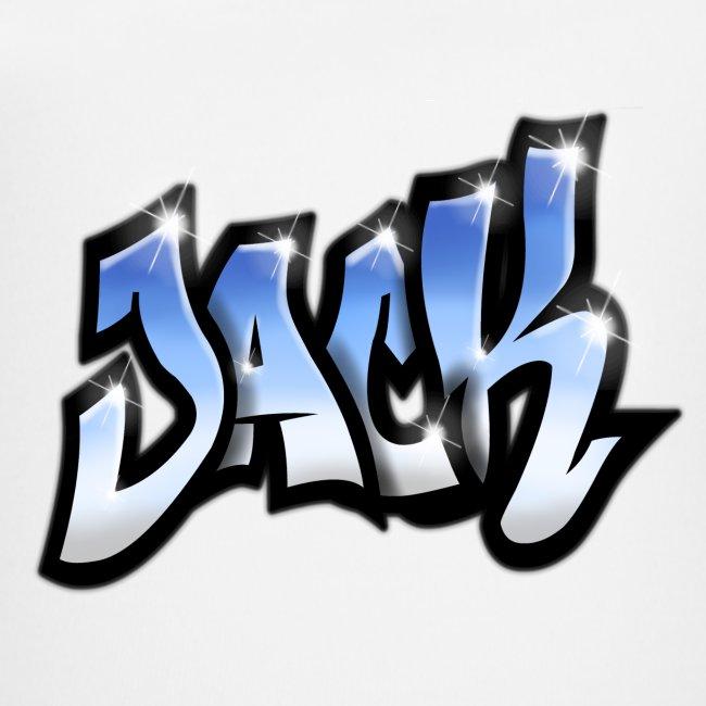 Jack Graffiti Name Printable on everything
