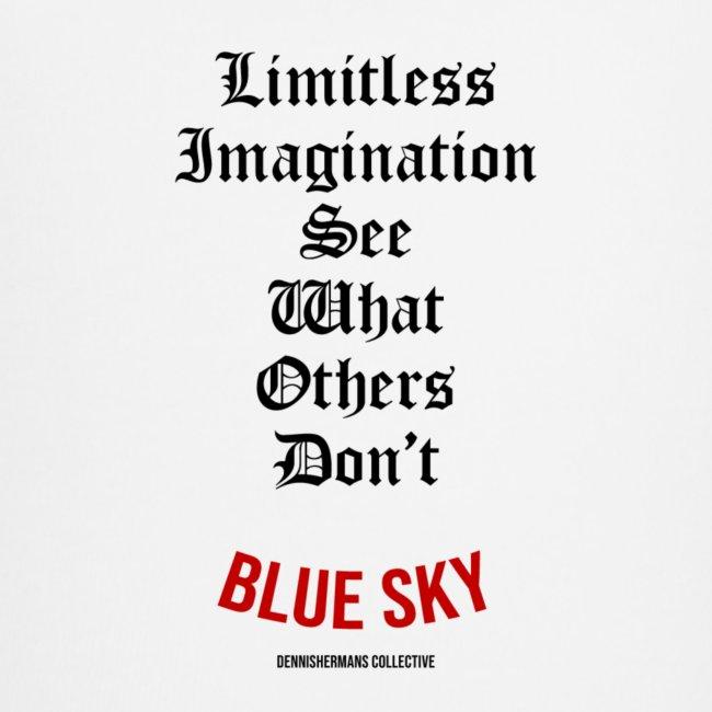 Limitless Imagination Zwart