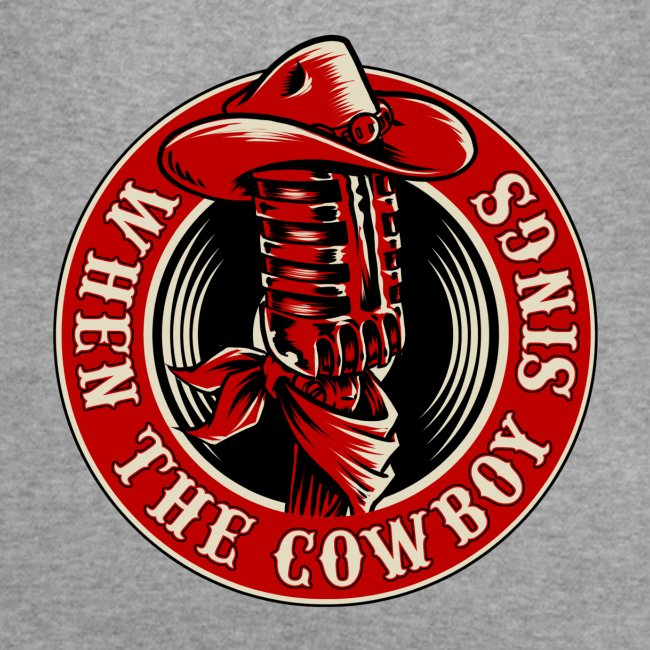 Logo when the cowboy sings