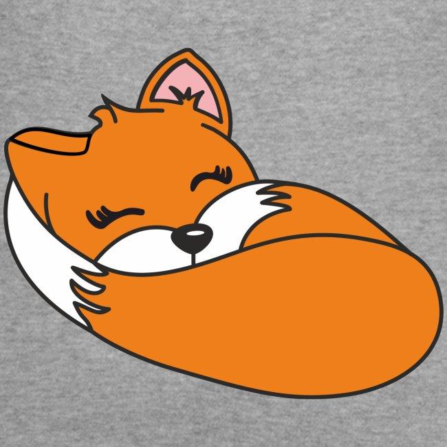Fuchs schlafend