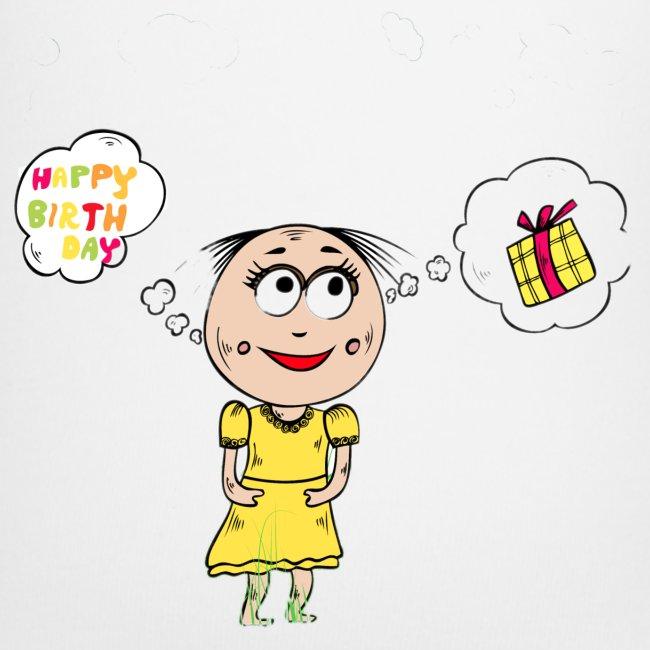 Happy Birthday Style