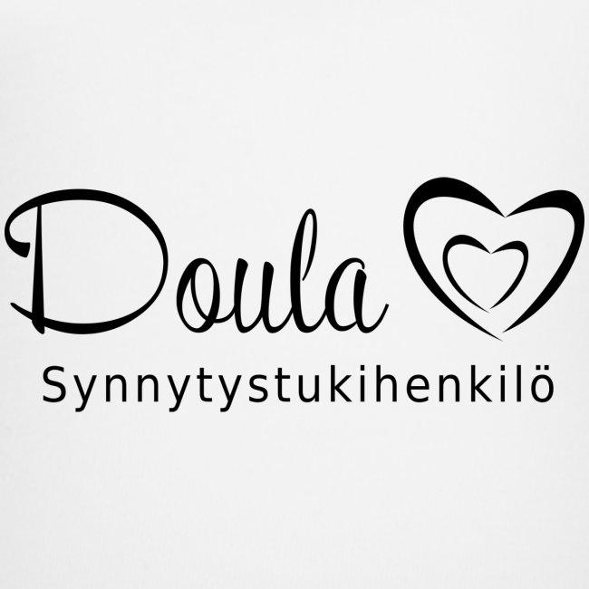 doula sydämet synnytystukihenkilö