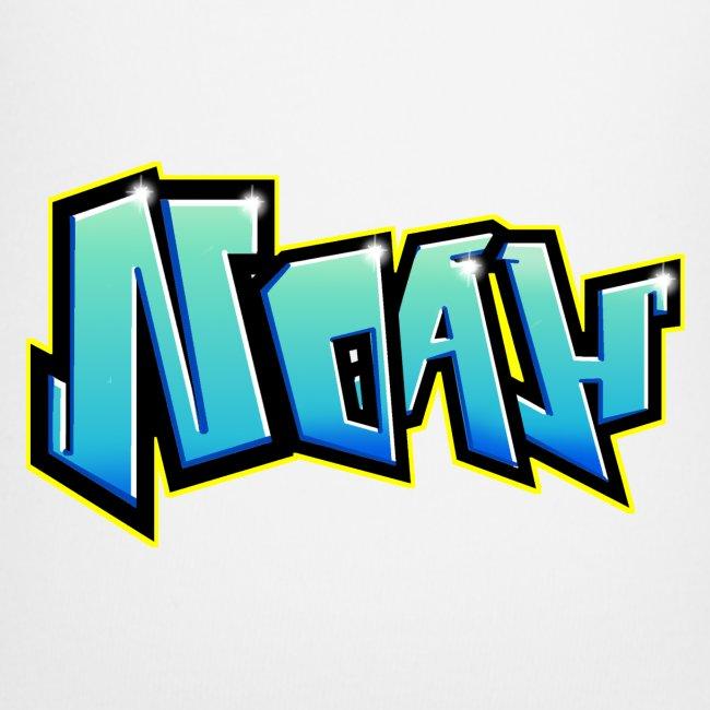Graffiti NOAH printable