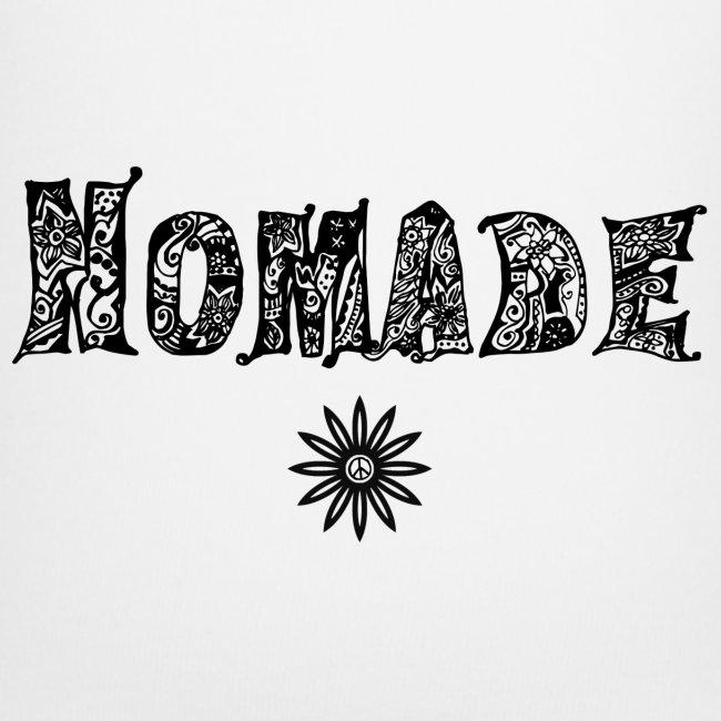 Nomade (en noir)
