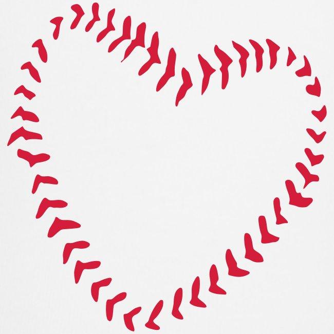 2581172 1029128891 Baseball Heart Of Seams